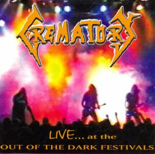 Crematory - Live... at the Out of the Dark Festival