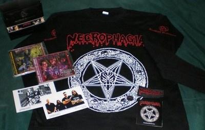 Necrophagia - 1983~1987 / 1994~1998