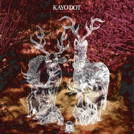Kayo Dot - Blue Lambency Downward