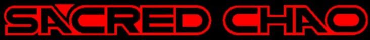 Sacred Chao - Logo