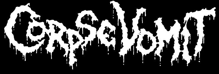 Corpse Vomit - Logo