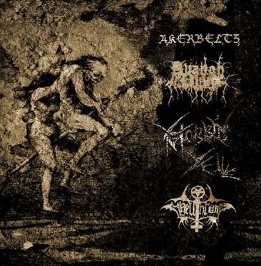 Akerbeltz / Morbid Yell / Hellthrone / Avangh Dhür - Akerbeltz / Avangh Dhür / Morbid Yell / Hellthrone