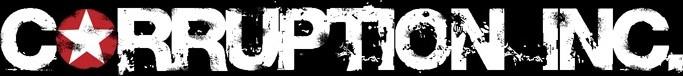Corruption Inc. - Logo