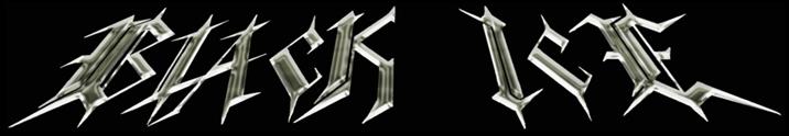 Black Ice - Logo