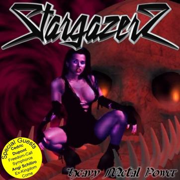 Stargazers - Heavy Metal Power