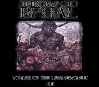 Thrown to Belial - Voices of the Underworld