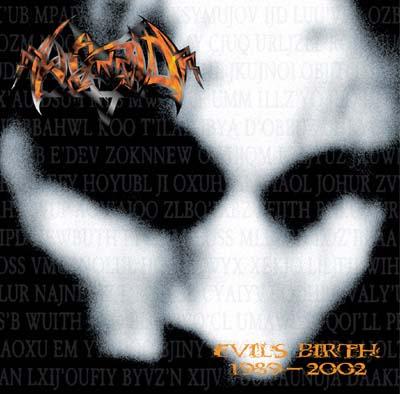 Horrid - Evil's Birth 1989-2002
