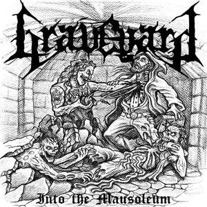 Graveyard - Into the Mausoleum