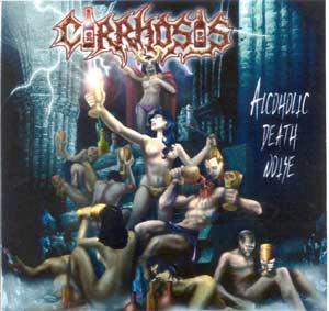 Cirrhosis - Alcoholic Death Noise