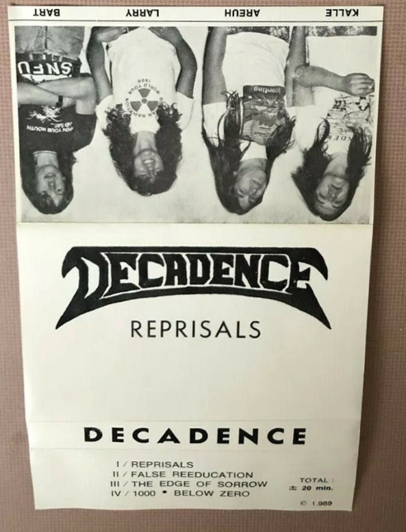 Decadence - Reprisals