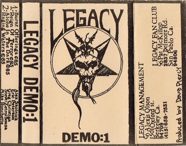 "True Metal Torrents    Legacy ""Demo 1985"" preview 0"