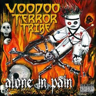 Voodoo Terror Tribe - Alone in Pain