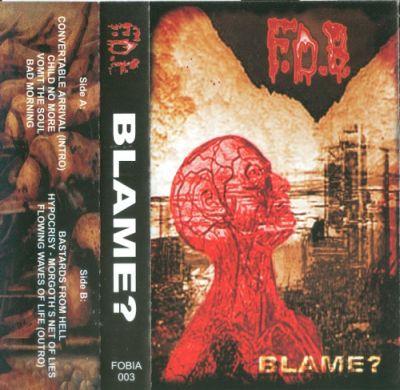 F.O.B. - Blame?