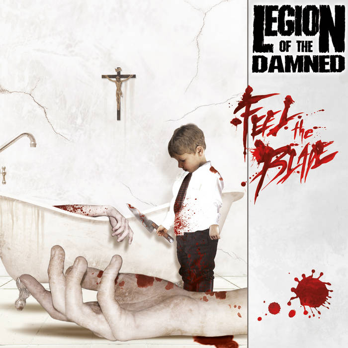 Legion of the Damned - Feel the Blade