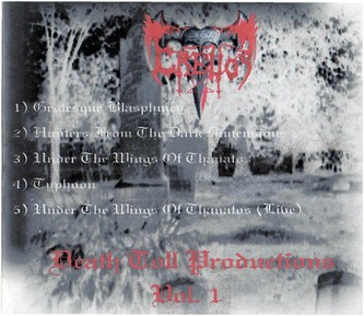 Satanicon / Erevos - Death Toll Rising