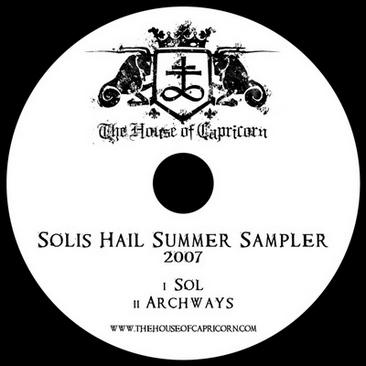 The House of Capricorn - Solis Hail Summer Sampler