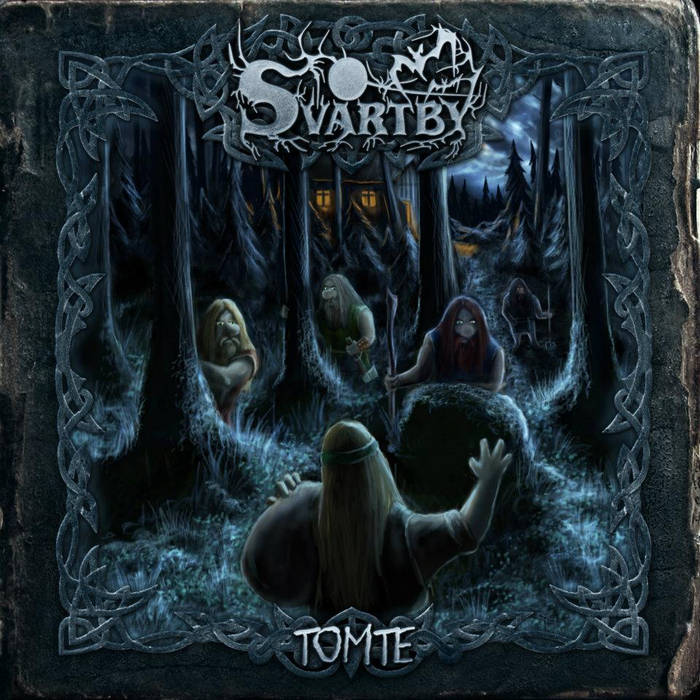 Svartby - Tomte