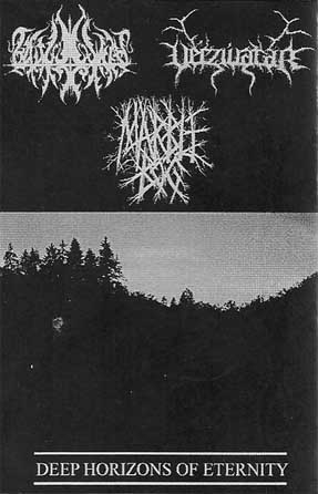Marblebog / Vérzivatar / Lascowiec - Deep Horizons of Eternity