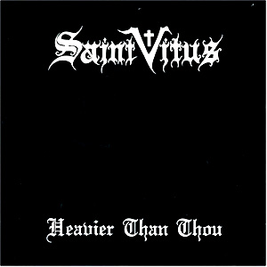 Saint Vitus - Heavier than Thou