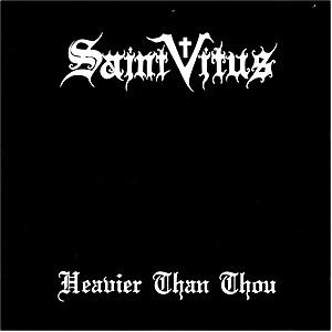 Saint Vitus - Heavier than Thou