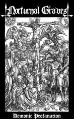 Nocturnal Graves - Demonic Profanation