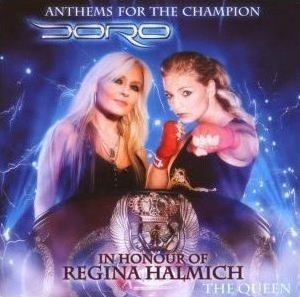 Doro - Anthems for the Champion - The Queen