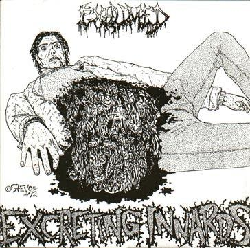 Exhumed - Excreting Innards