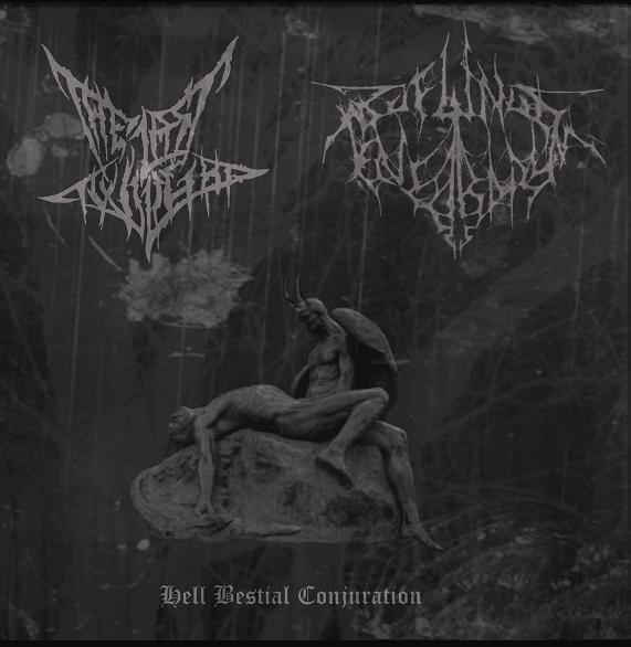 Profundis Tenebrarum / The Last Twilight - Hell Bestial Conjuration