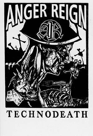 Anger Reign - Technodeath