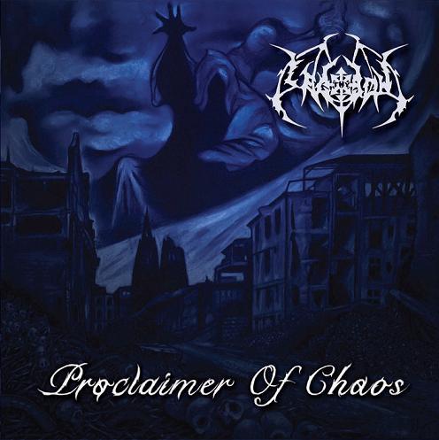 Thy Legion - Proclaimer of Chaos
