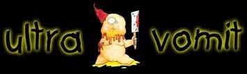 Ultra Vomit - Logo