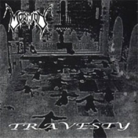 Morgion - Travesty