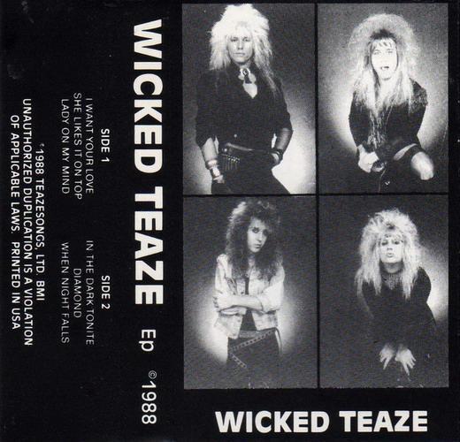 Wicked Teaze - Wicked Teaze
