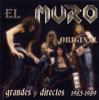 Muro - Grandes y Directos 1985-1989