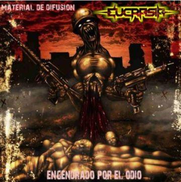 Eucrasia - Engendrado por el odio (Promo 2007)