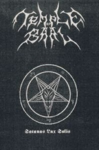 Temple of Baal - Satanas Lux Solis
