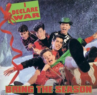 I Declare War - Bring the Season