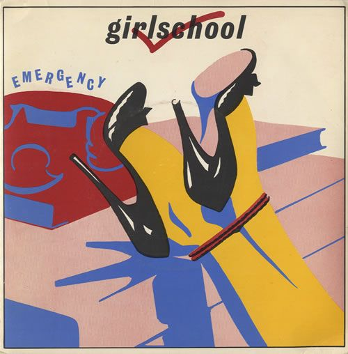 Girlschool - Emergency