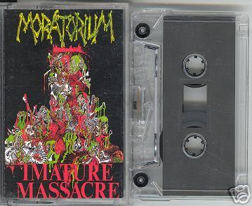 Moratorium - Imature Massacre