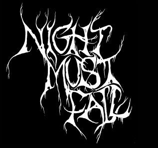 Night Must Fall - Logo