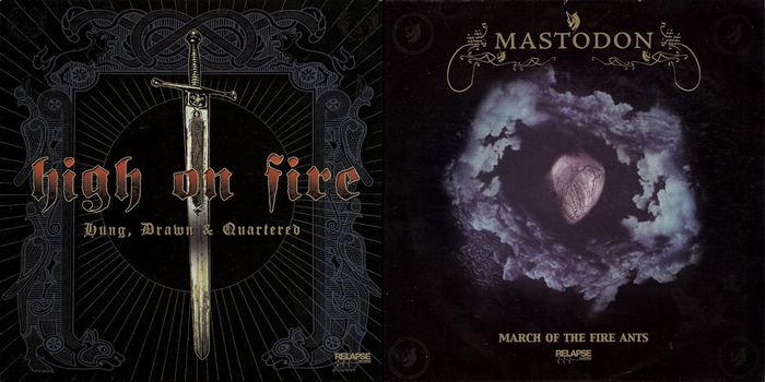 Mastodon / High on Fire - Mastodon / High on Fire