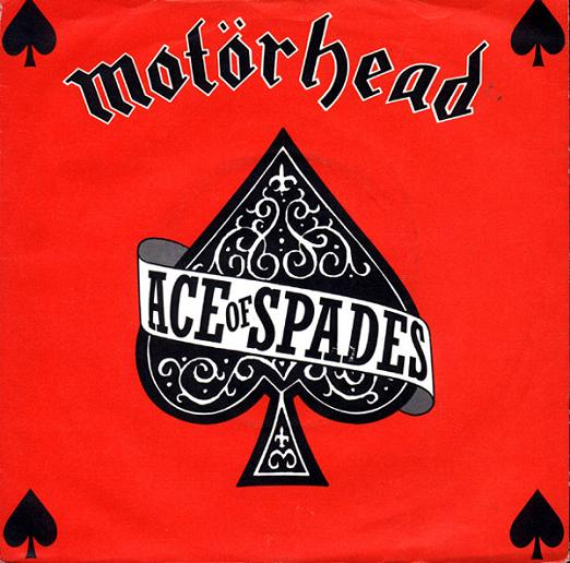 Motörhead - Ace of Spades c/w Dirty Love