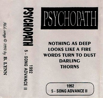 Songs about dating a sociopath