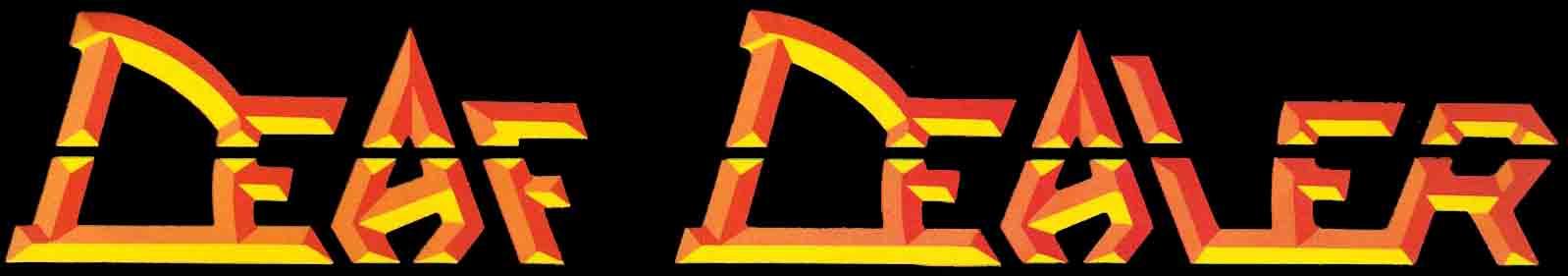 Deaf Dealer - Logo