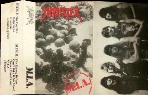 Thruster - M.I.A.