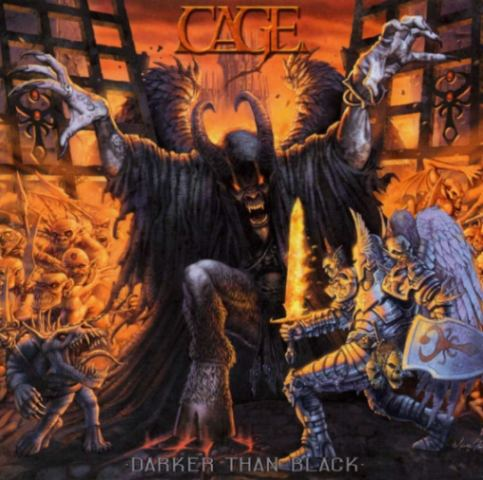 Cage - Darker Than Black