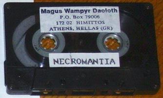 Necromantia - Promo 1993