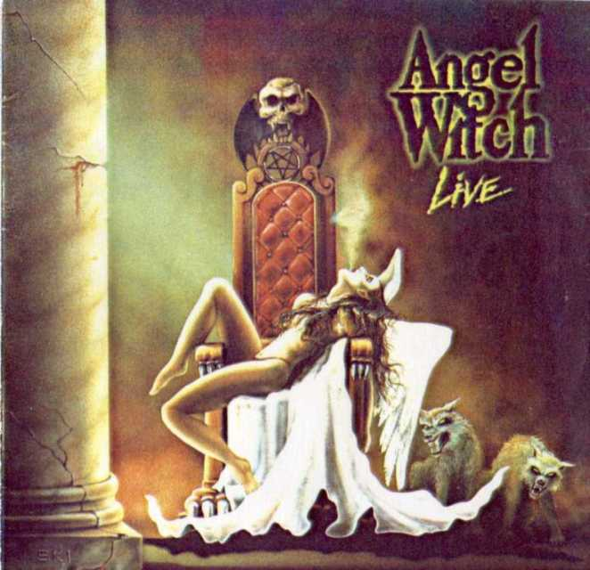 Angel Witch - Angel Witch Live
