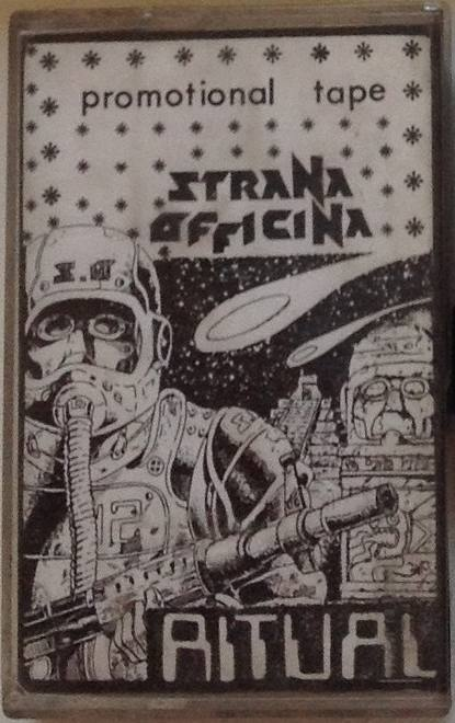 Strana Officina - The Ritual Promotional Tape