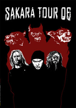 Mokoma / Rytmihäiriö / Stam1na - Sakara Tour 2006 DVD